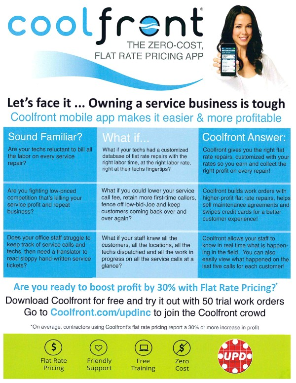 coolfront-flat-rate-app