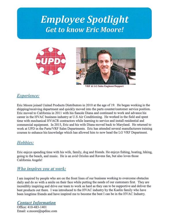 Eric Moore Spoligh