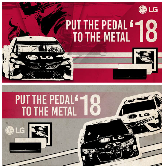 Pedal to the Metal Promotion